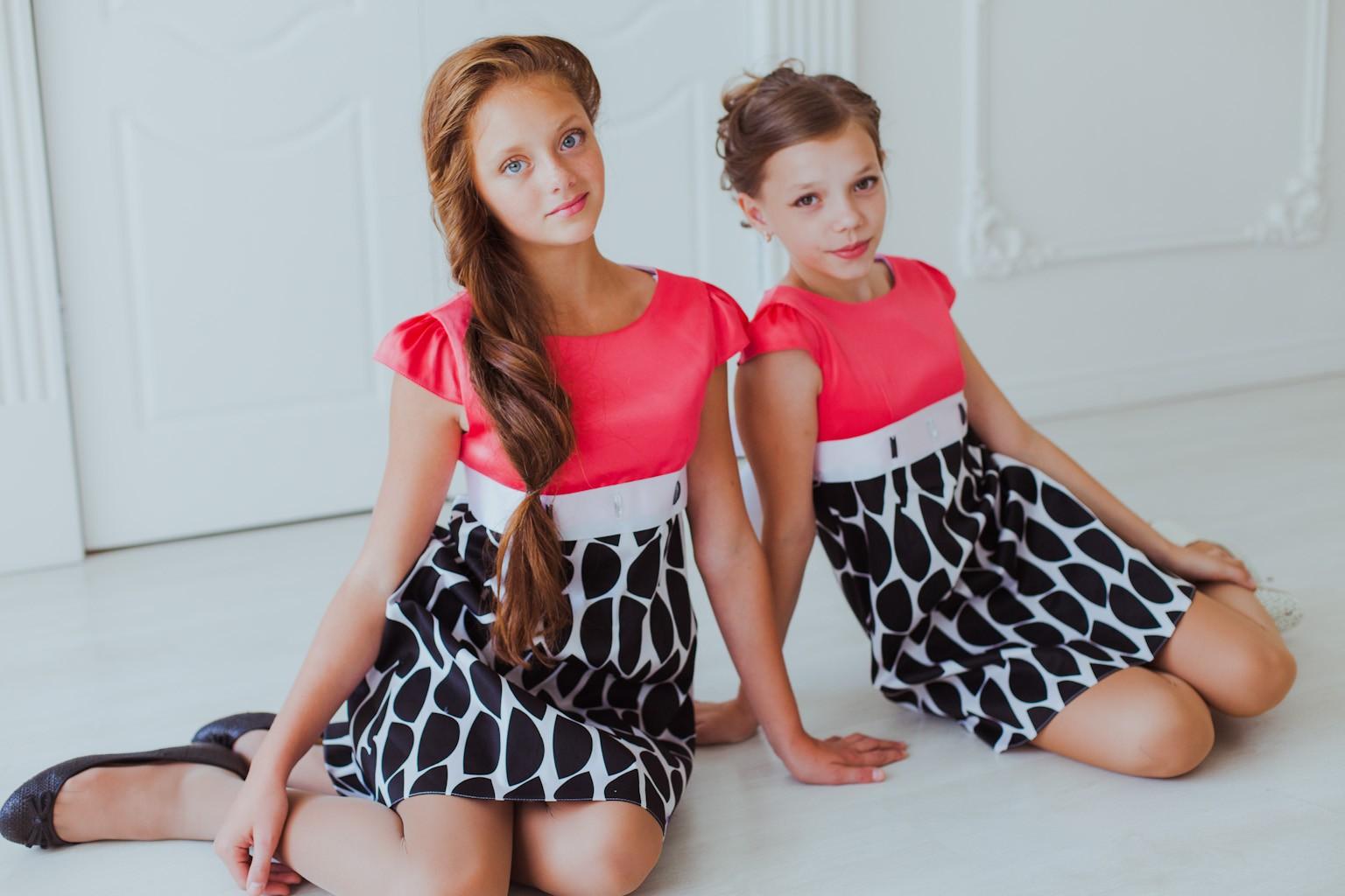 детские платья оптом от производителя в Санкт-Петербурге