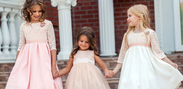 7246441bcd81594 Детские платья оптом от 5 моделей