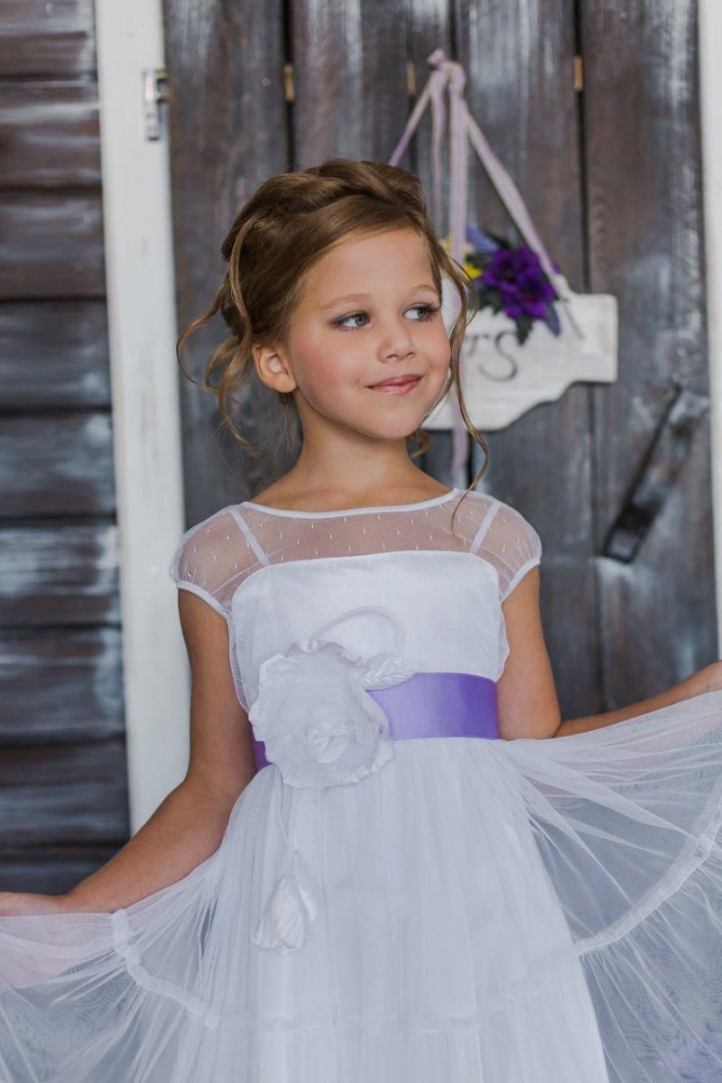 Платья детские нарядные уфа