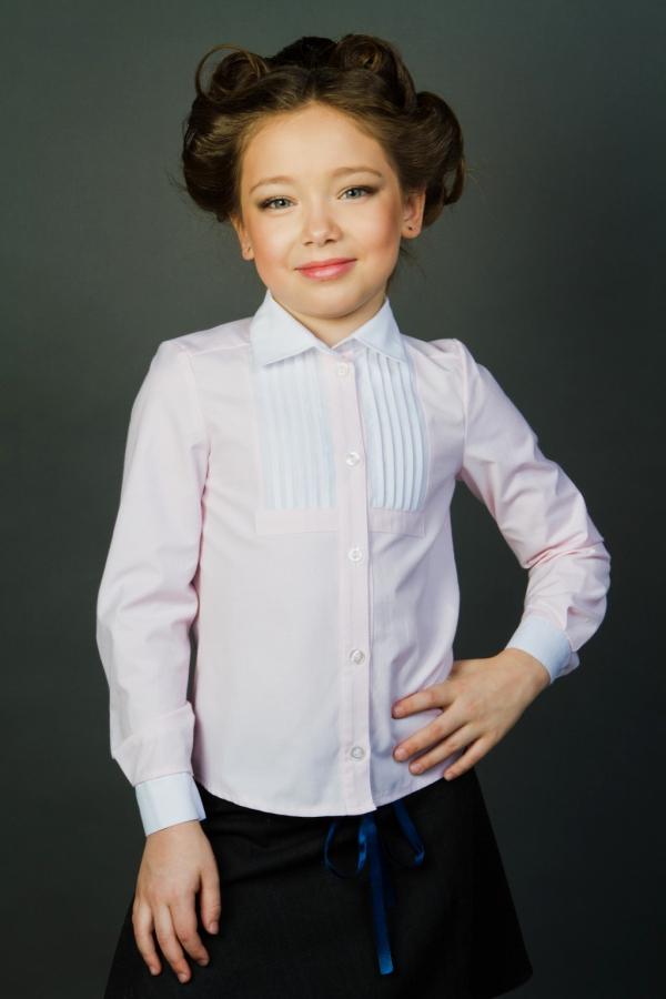 Купить Блузки В Школу Для Девочки