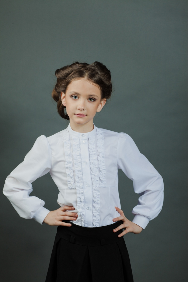 Школьные Блузки Купить Волгоград