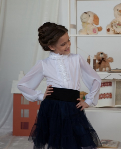 Блузки Для Школьниц В Красноярске