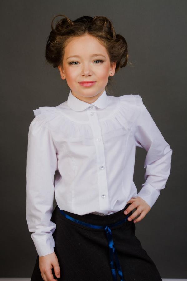 Блузки Для Девочек Фото